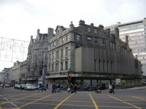 Former Esslemont & Macintosh store, Aberdeen