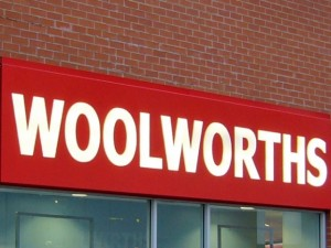 Former Woolworths store