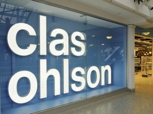 Clas Ohlson's existing Croydon store