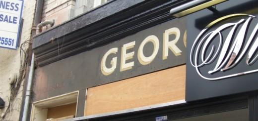 Former George Rye store, Newcastle