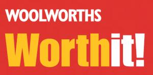 Woolworths Worthit logo