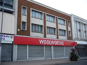 Former Woolworths, Gateshead town centre