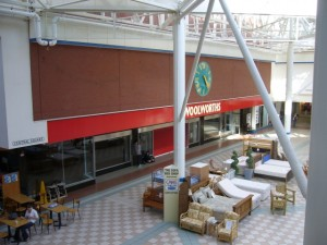 Former Middleton Grange Woolworths, Hartlepool (17 Sep 2009). Photograph by Graham Soult