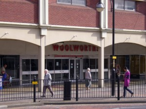 Former Woolworths, Stockton-on-Tees