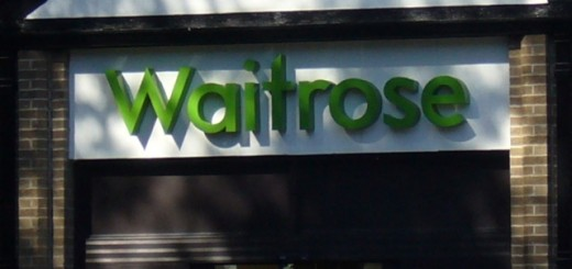 Recently opened Waitrose in Ponteland