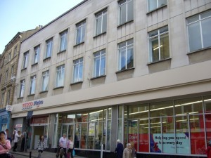 Former Woolworths, Durham (11 Sep 2009)
