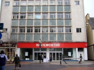 Former Woolworths, Perth (23 Feb 2009)