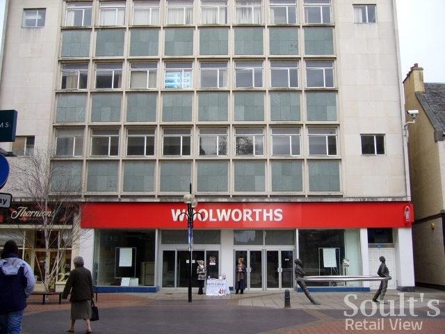 Next and New Look open up in Perth's former Woolworths