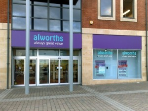 Alworths in Didcot