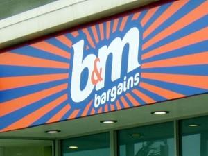 B&M fascia