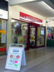Malgosia's, Newgate Shopping Centre, Newcastle