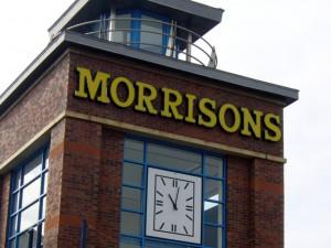 Morrisons store at Redcar
