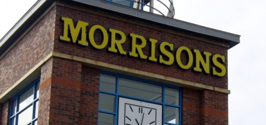 Morrisons store at Redcar