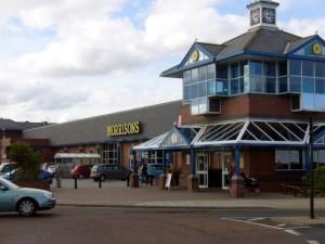 Morrisons store at Seaburn, Sunderland