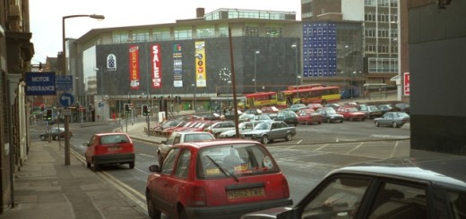 Sheffield Co-op in 1997