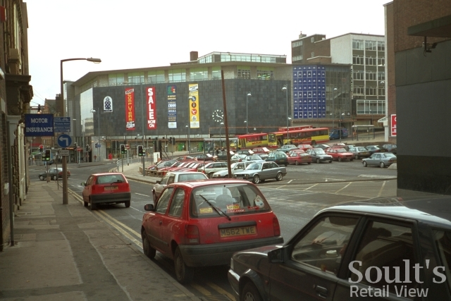 Photos from the 90s sheffield 39 s castle house co op for Classic house from the 90s