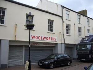 Former Woolworths, Holyhead (23 Sep 2009)