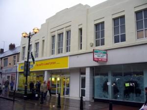 Former Woolworths, Ashington (16 Dec 2009)