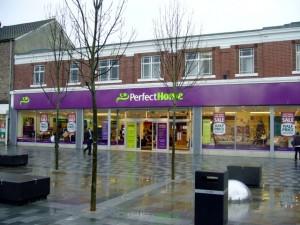 Former Woolworths, Blyth (16 Dec 2009)