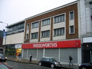Former Woolworths, Gateshead (16 Dec 2009)