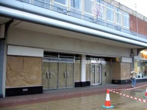 Former Woolworths, Jarrow (16 Dec 2009)