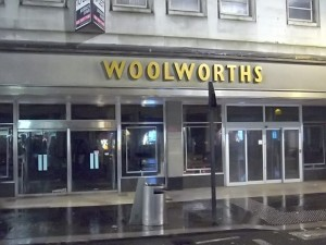 Former Woolworths, Newcastle (16 Dec 2009)