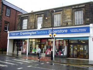 Former Woolworths, North Shields (16 Dec 2009)