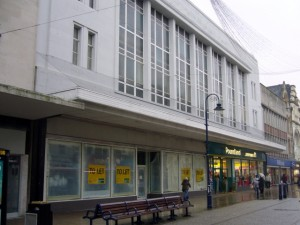 Former Woolworths, South Shields (16 Dec 2009)