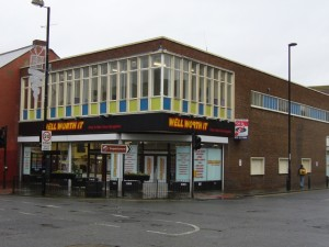 Former Woolworths, Wallsend (16 Dec 2009)
