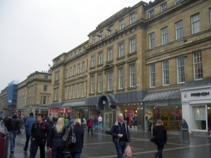 139-153 Grainger Street, Newcastle (22 Jan 2010). Photograph by Graham Soult