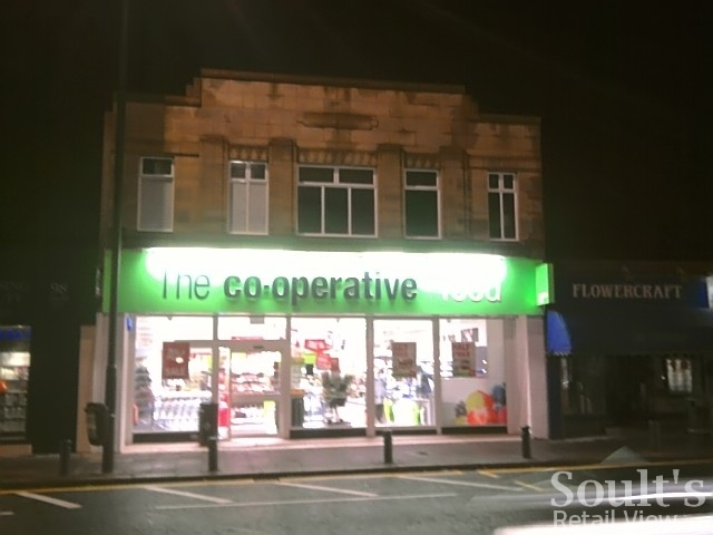 Former Woolworths (now The Co-operative Food), Gosforth (16 Jan 2010)