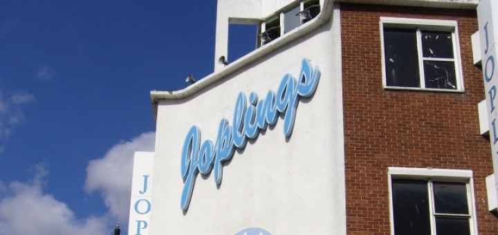 Joplings in Sunderland. Photograph by Graham Soult