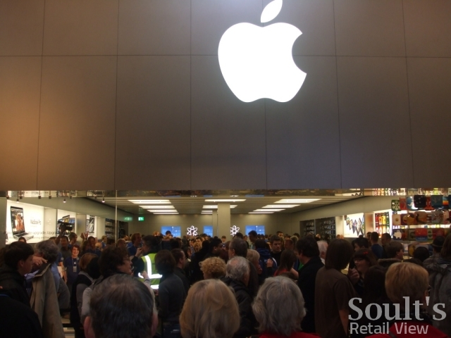 Second Tyneside Apple Store to open at MetroCentre - Soult's Retail View
