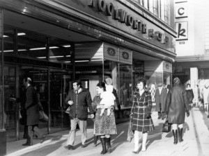Woolworths, Northumberland Street, c.1970?. Photograph from Newcastle Libraries