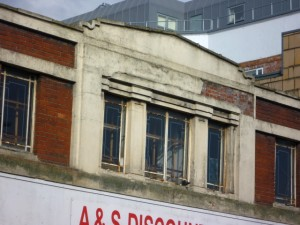 An old Woolies? Maybe, maybe not. Photograph by Graham Soult