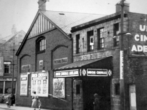 Adelaide Cinema, Benwell, c.1937. Photograph from 'Cinemas of Newcastle'