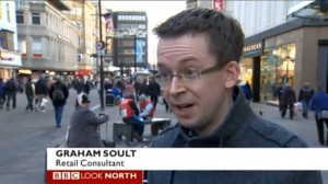 Graham on Look North (12 Jan 2012)