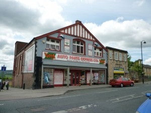 Former Woolworths in Benwell (28 May 2010). Photograph by Graham Soult