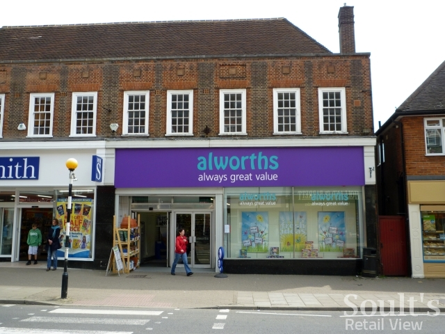 Six former Woolies in and around London - Soult's Retail View