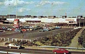 1970s view of Washington's Woolco