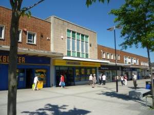 Former Woolworths (now Heron Foods), New Washington (Concord) (17 Jun 2010). Photograph by Graham Soult