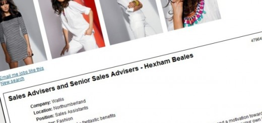 Job ad for Wallis in Hexham