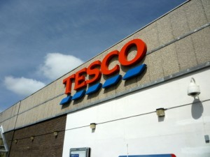 The existing Tesco store, which will be demolished (18 Jun 2010). Photograph by Graham Soult