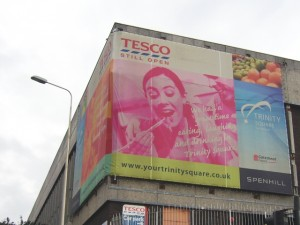 Tesco Gateshead (26 Jul 2010). Photograph by Graham Soult