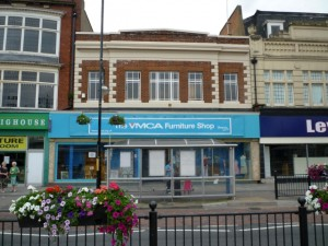 Original Woolworths, Stockton-on-Tees (28 Jun 2010). Photograph by Graham Soult