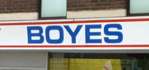 Boyes fascia. Photograph by Graham Soult