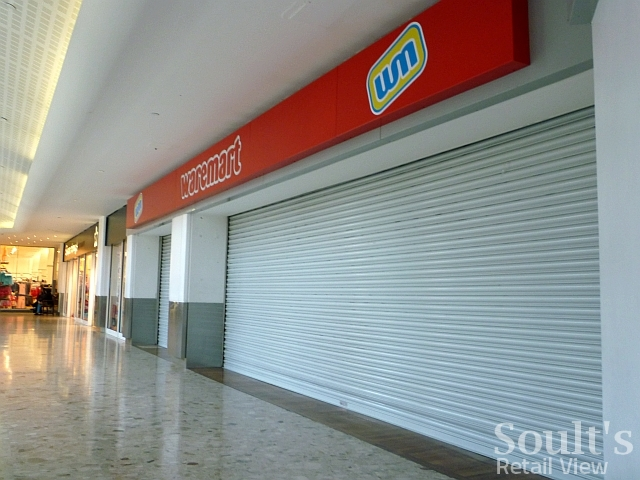 Former Woolworths and Waremart, Middlesbrough (28 Jun 2010). Photograph by Graham Soult