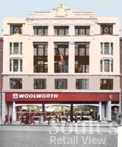 Oxford Street store prior to closure. Source: Woolworths Virtual Museum
