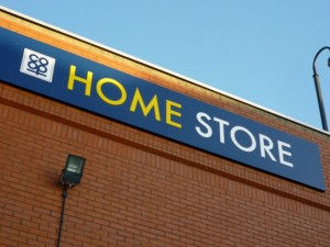 Co-op Home Store, Hartlepool (16 Nov 2010). Photograph by Graham Soult