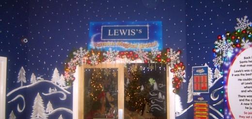 Lewis's Grotto 2010